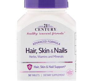 Какие витамины и средства для волос, кожи и ногтей стоит заказать с Айхерба?